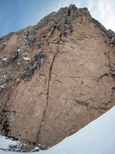 la fessura Lomasti, arch. L. Vuerich
