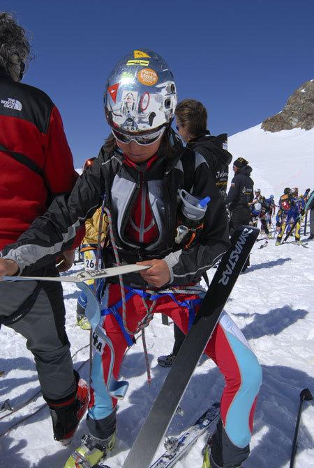 Mezzalama Trophy 2007, Marco Spataro
