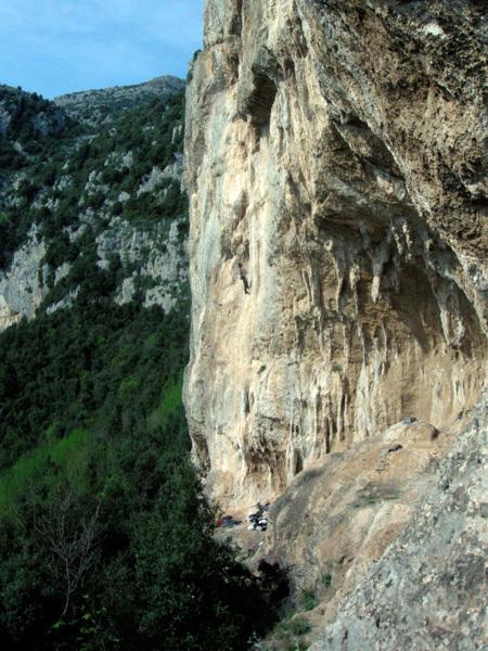Positano Rock Trip 2009, Planetmountain.com