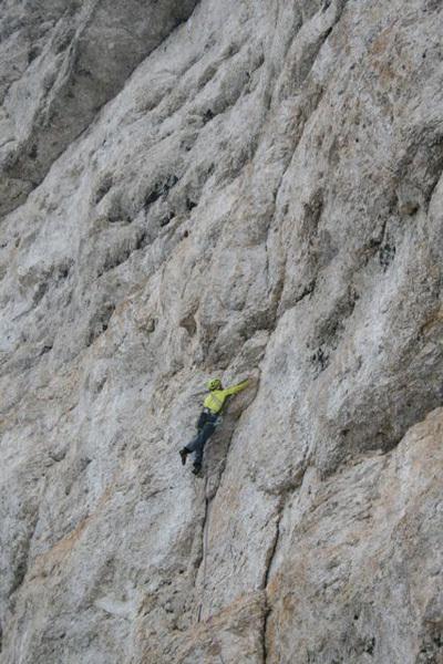 Karies, Dente al Sasso Lungo, Dolomiti, Manuel Stuflesser
