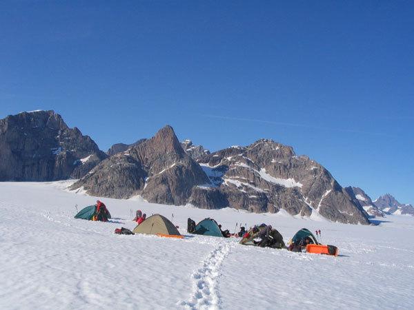 Groenlandia 2006, un alpinismo da scoprire, arch. Cecilia Carreri