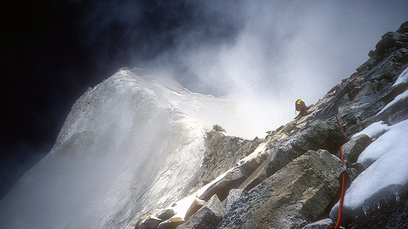 Chris Bonington - Life and Climbs, Planetmountain.com