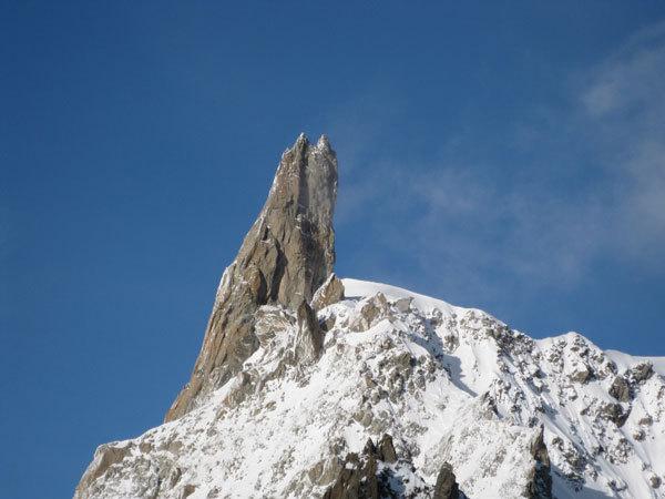 Dente del Gigante (Monte Bianco), arch. E. Bonino