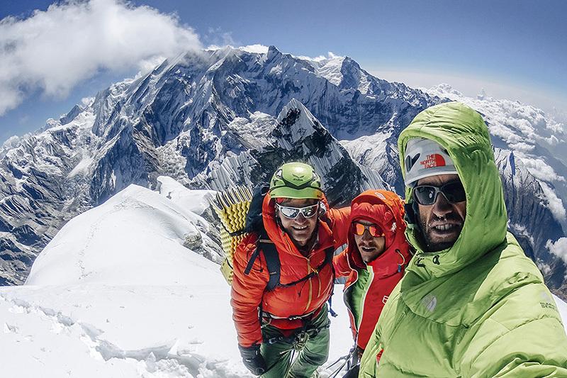 Gerhard Fiegl perishes on Nilgiri South in the Himalaya 8a71e0684587