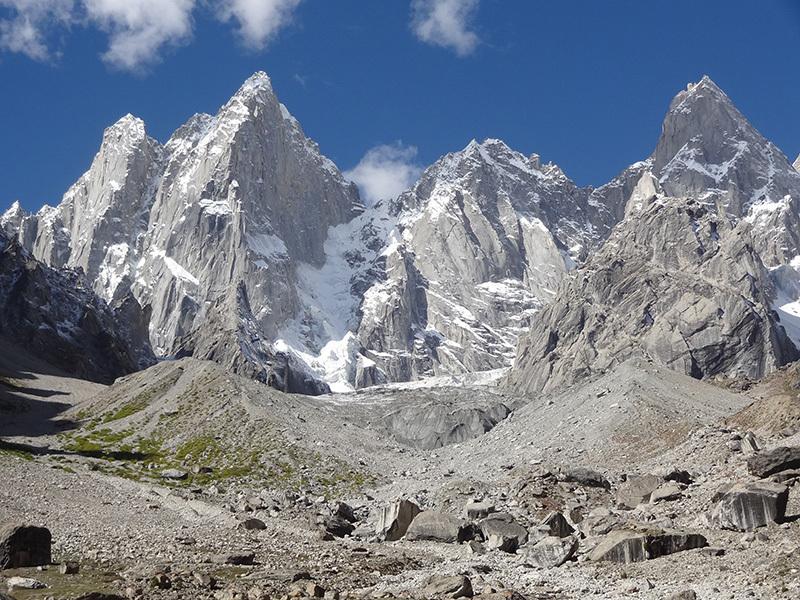 Lachit Valley  alpinisti polacchi salgono alcune cime inviolate nelle  montagne del Tagas in Pakistan 5993f506343
