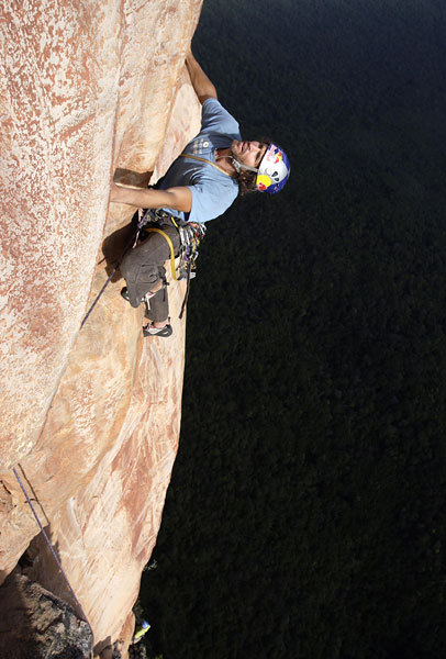 Acopan Tepui, 2200m, Venezuela, Stefan Glowacz