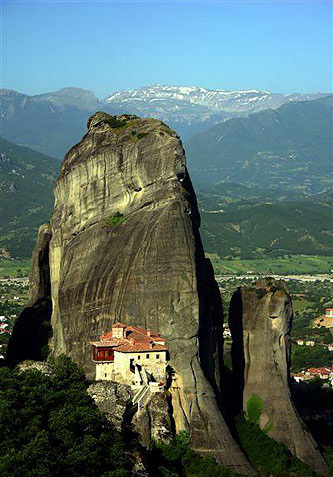 Meteora, Greece, Elias Lefas