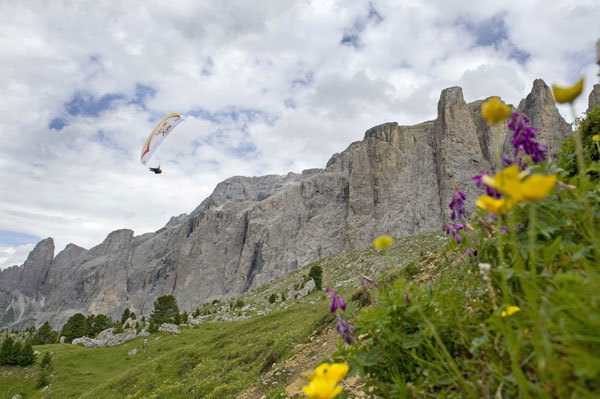 Sella (Dolomiti), Felix Wölk /Red Bull Photofiles