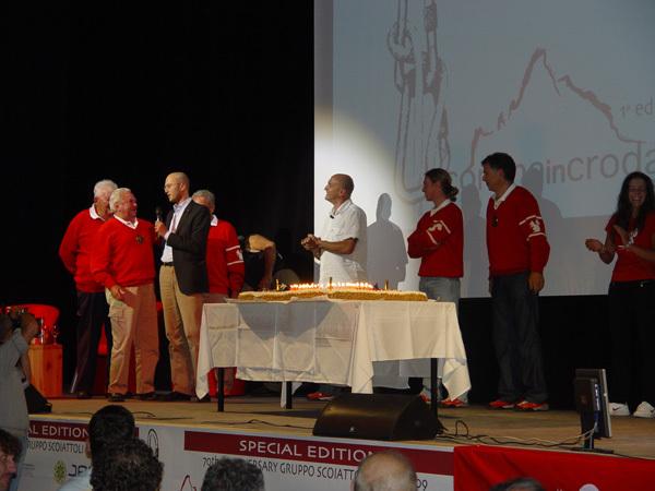Rosso Scoiattolo. 1939-2009! 70 candeline che illuminano una leggenda!, archivio Scoiattoli