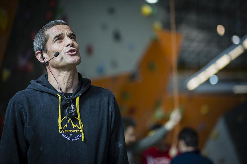 Quando l'arrampicata è una terapia: i progetti di Pietro dal Prà con Art4sport e ConTatto Verticale