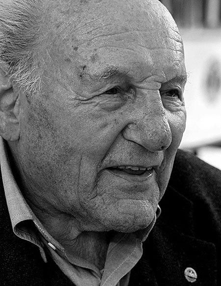 Riccardo Cassin un'assoluta leggenda dell'alpinismo mondiale di tutti i tempi., Giulio Malfer