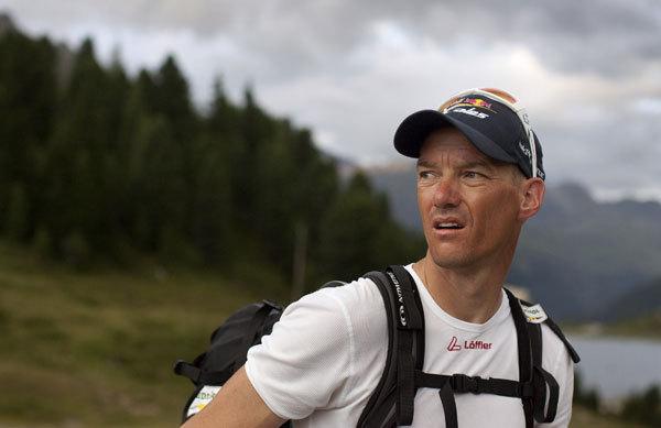 Andreas Frötscher al confine tra Austria e Italia, Dean Treml/Red Bull Photofiles