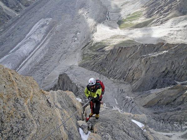 Elio Orlandi, arch. Karakorum 2009