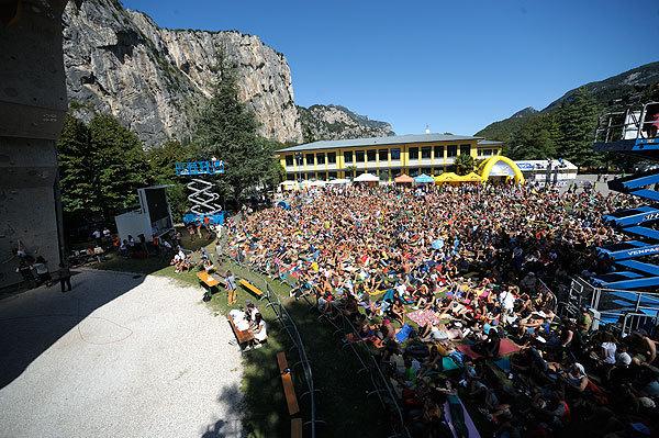 Il grande pubblico del Rock Master, Giulio Malfer