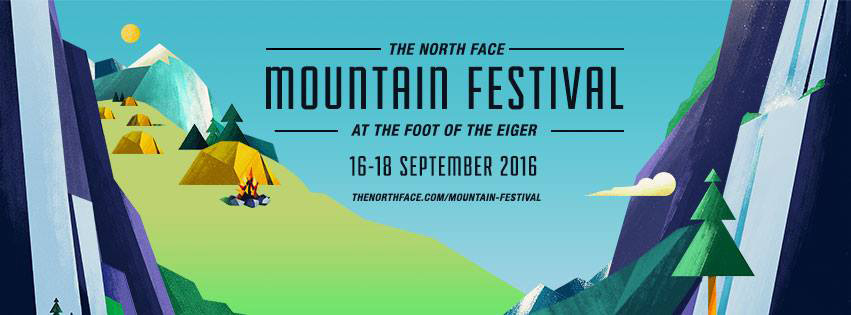 bc790d39a3c The North Face Mountain Festival 2016 at Lauterbrunnen in Switzerland
