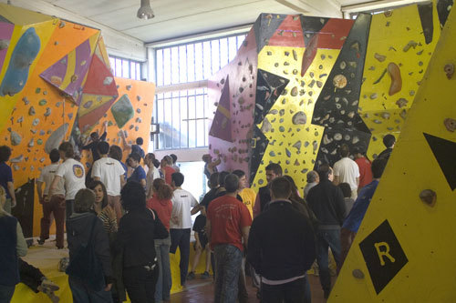 TCC 2007 - Run Out Climbing School, Gnerro collection