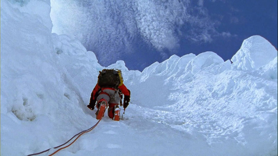 touching the void Excruciatingly tense story of a terrible accident read common sense media's touching the void review, age rating, and parents guide.