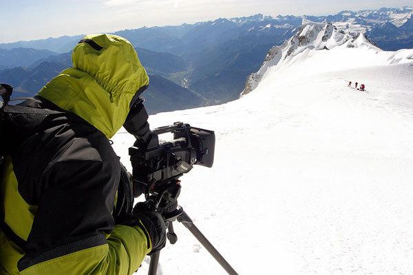 Alessandro Beltrame ha girato un documentario su tutto il percorso di riabilitazione fino alla vetta del Monte Bianco, Alberto Rizzerio