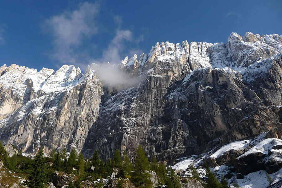 Marmolada South Face climbing ban extended until 22 July 2016