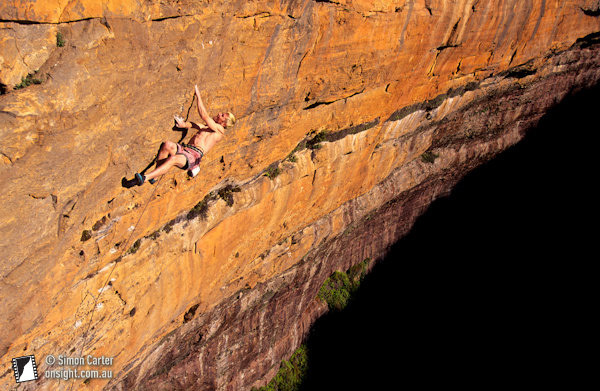 Rob LeBreton sale Some Kind of Bliss (31) a Diamond Falls, Blue Mountains, Australia, Simon Carter / Onsight Photography