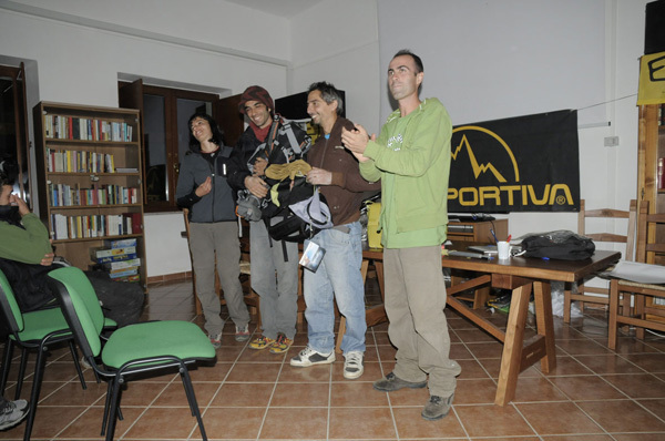 I vincitori Endurance, Italo Chessa
