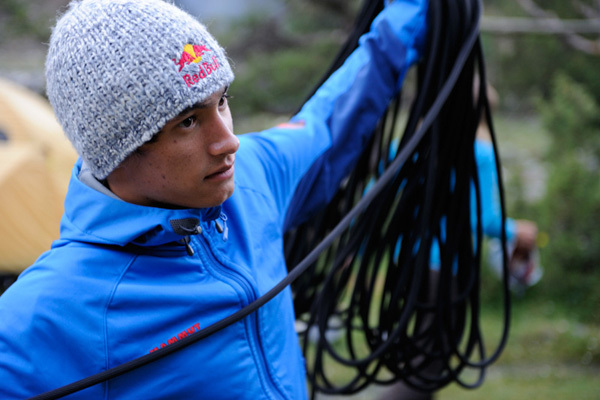 David Lama in Kyrgyzstan, Rainer Eder
