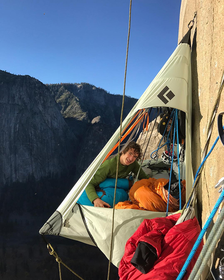 & Adam Ondra Dawn Wall El Capitan Yosemite