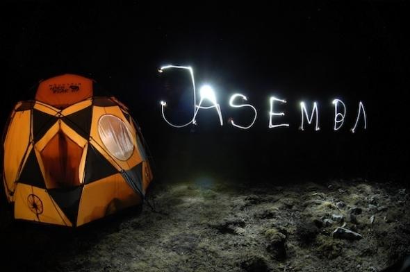 Jasemba Basecamp 5200m, arch. Anthamatten