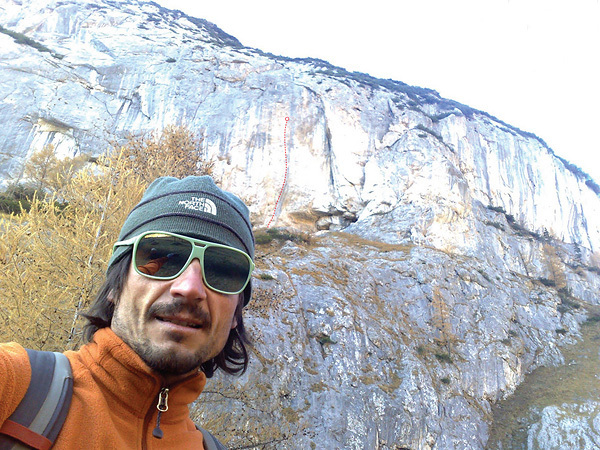 Mario Prinoth e The Search, Dolomiti, Mario Prinoth