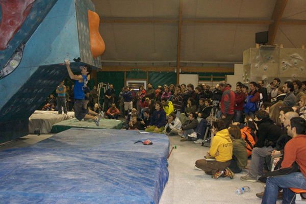 Campionato Italiano Boulder, Clara Maria Cristaudo