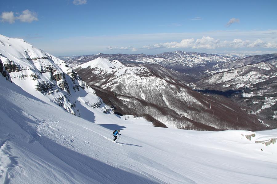 Monte Giovo 1991m Francesco Gibellini