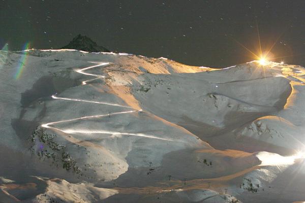 PilaSkyRace: appuntamento per la prima tappa della Coppa del Mondo di sci alpinism oil 18 - 19 - 20 dicembre 2009 a Pila (AO), Newspower