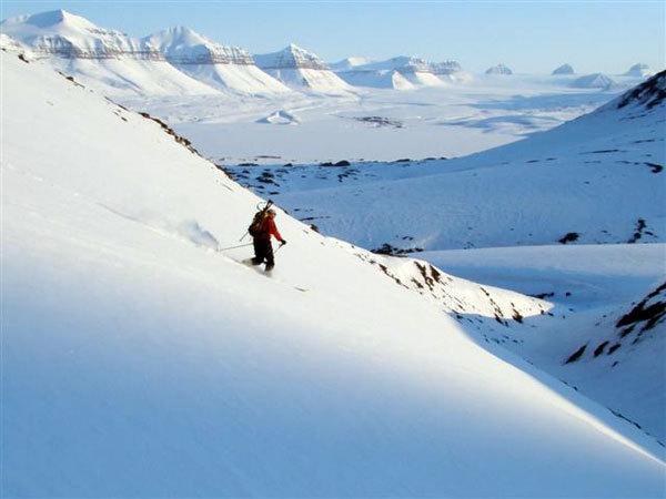 Lo sci è arte fino a quando le nostre tracce rimangono impresse sulla neve, Paolo Tassi