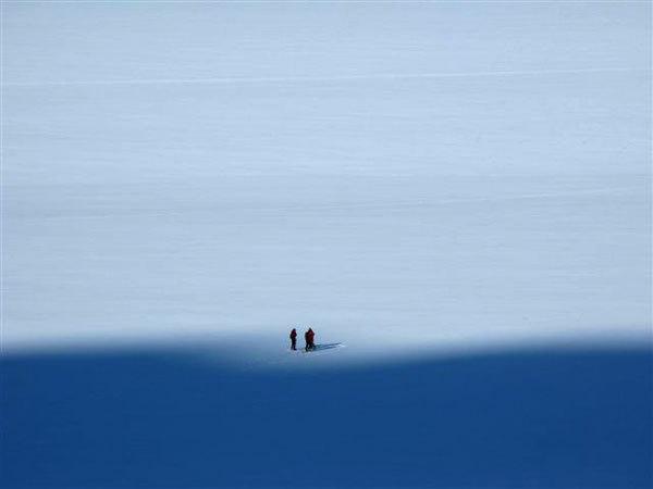 Ogni anno la stessa attesa per la neve è come il mistero della vita, una magia che si rinnova., Paolo Tassi