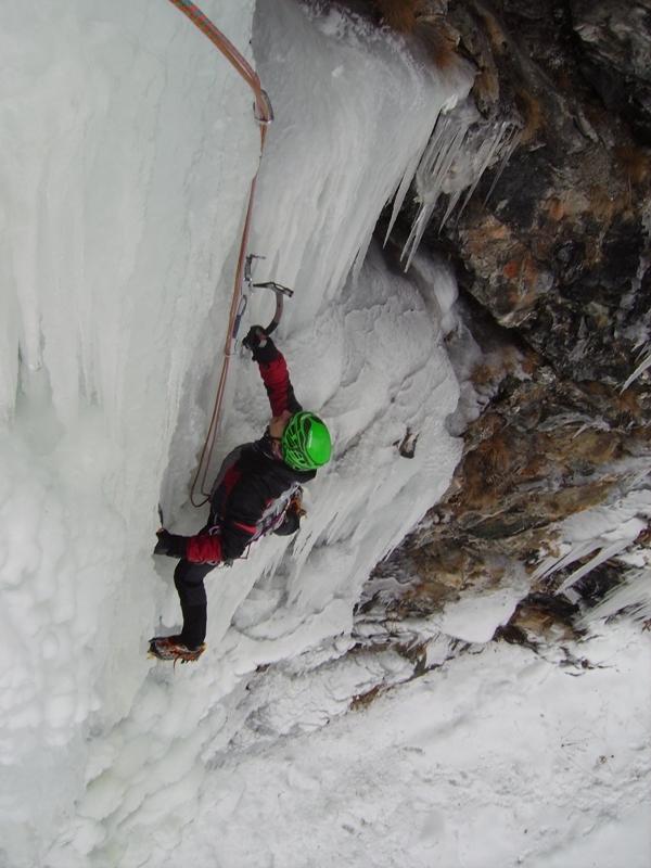 Il domatore - Lys Balma di Gressoney, Valle d'Aosta, Italy, E. Bonfanti