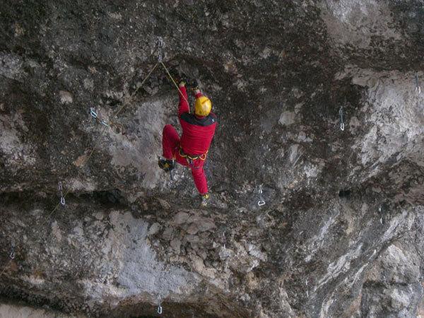Erik Svab su Häppy M9 (Dryland, Innsbruck, Austria), arch. Eric Svab