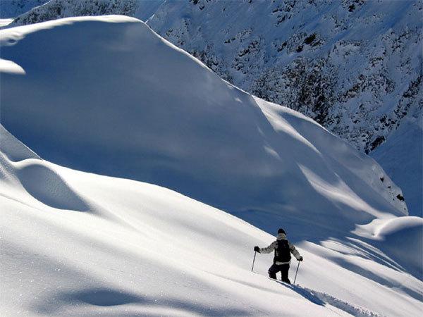 30-31/03/2007 sulle nevi del Monte Bianco si svolgerà il 1° Mont Blanc Free, Planetmountain.com