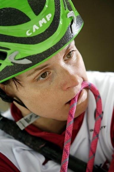 Stephanie Maureau, UIAA