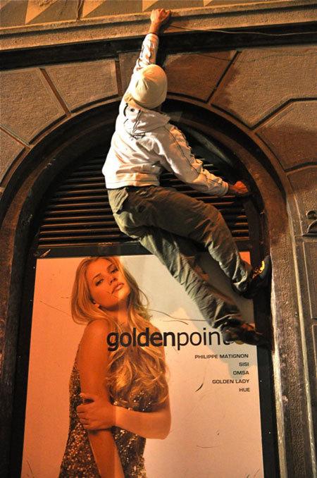 Un punto d'oro, Nicola Maspes
