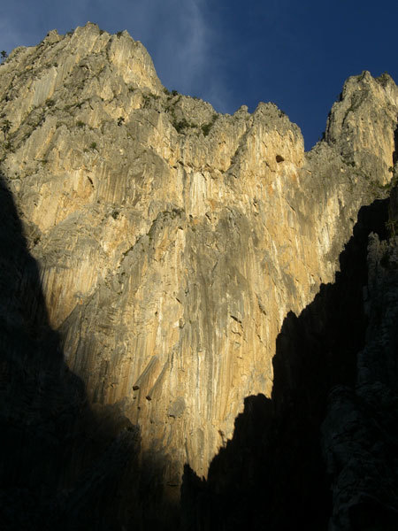 Potrero Chico, arch. Baù - Della Bordella