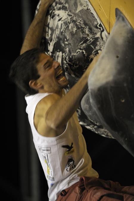 Jérome Meyer, Rock Master 2009 - Boulder, Giulio Malfer