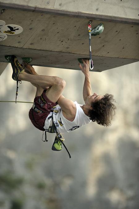 Adam Ondra, Rock Master 2009 - Lead, Giulio Malfer