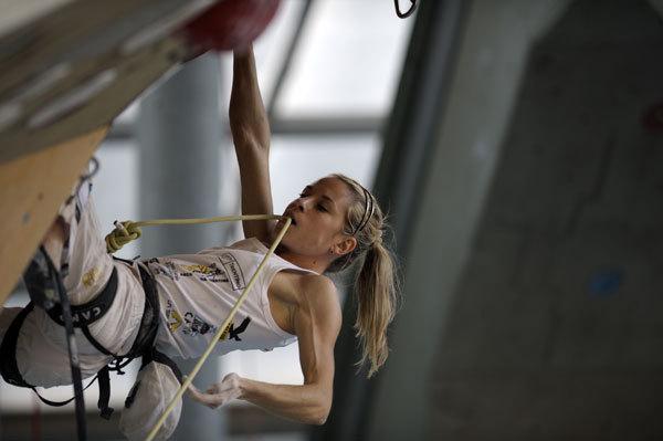 Maja Vidmar, Rock Master 2009 - Lead, Giulio Malfer