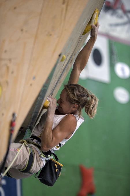 Angela Eiter, Rock Master 2009 - Lead, Giulio Malfer