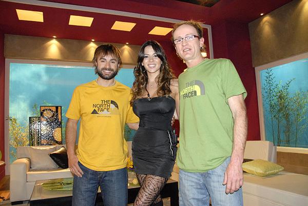 Eneko and Iker Pou, superstar a Buenos Aires!, Iker Pou archive