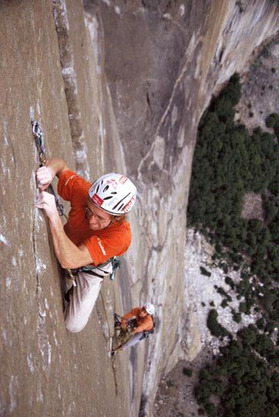 Iker Pou, El Nino, El Capitan, Yosemite, USA, Iker Pou archive