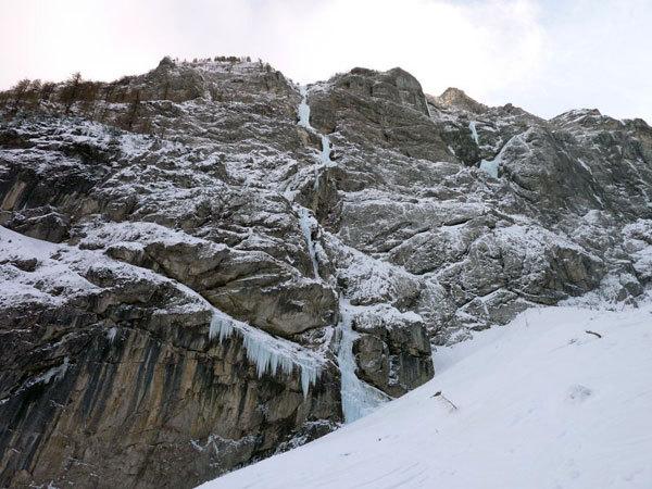 Babau, Monte Traunik gruppo del Mangart, arch. G. Ballico