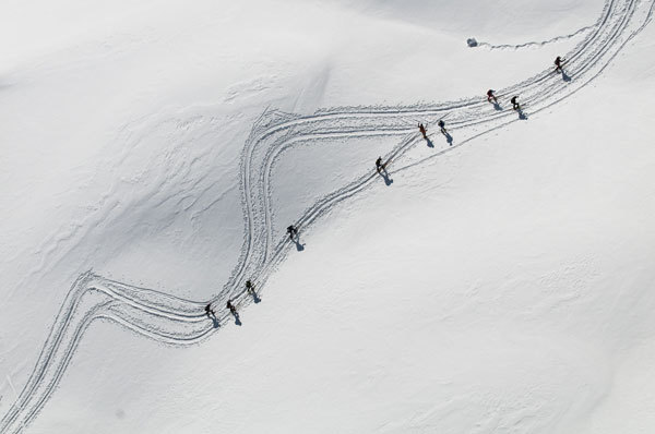 Tracks, Jocelyn Chavy