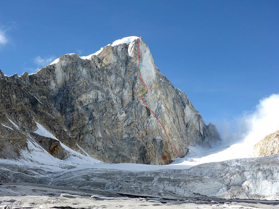Larkya Main Himalayan first ascent video b30116add528