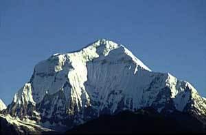 Il Dhaulagiri, arch. Manuel Lugli